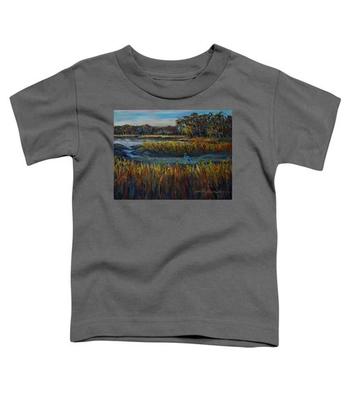 Late Afternoon Toddler T-Shirt