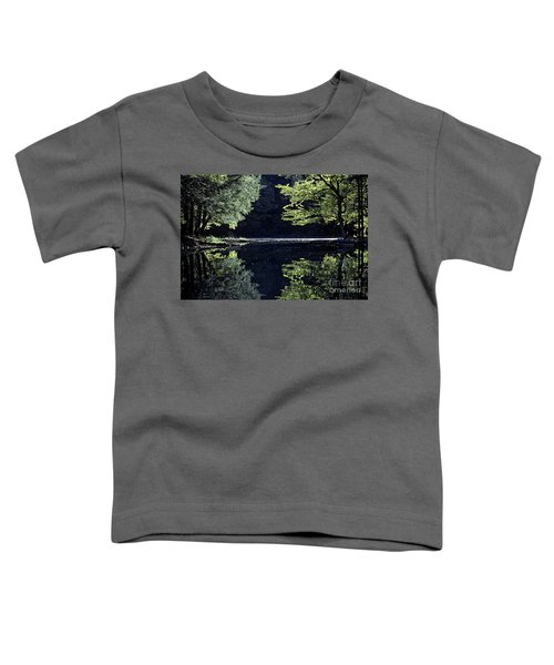 Late Afternoon Reflection Toddler T-Shirt