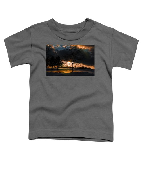 Late Afternoon Sun Toddler T-Shirt