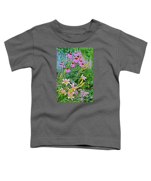 Late July Garden 3 Toddler T-Shirt