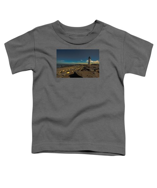 Late Light At The Light Toddler T-Shirt