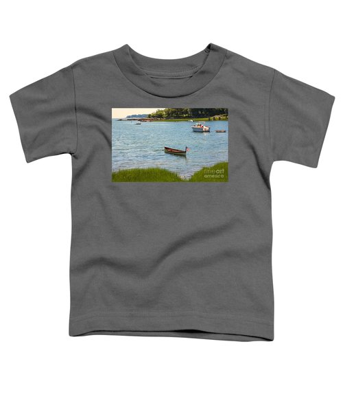 Later Afternoon Sun Toddler T-Shirt