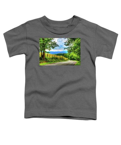 Laurel Hill View Toddler T-Shirt