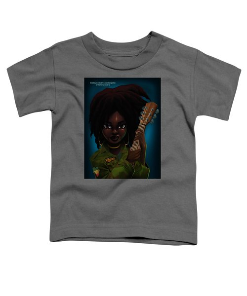 Lauryn Hill Toddler T-Shirt