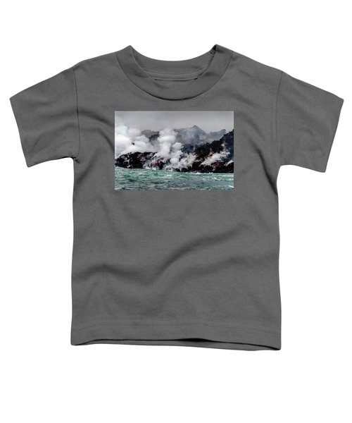 Lava Shelf Toddler T-Shirt
