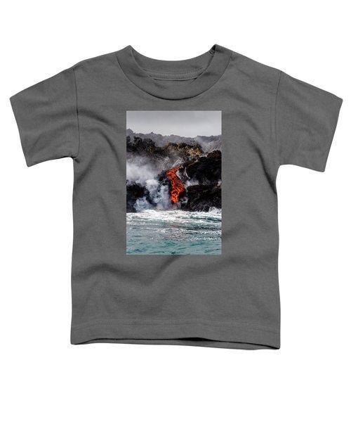 Lava Snake Toddler T-Shirt