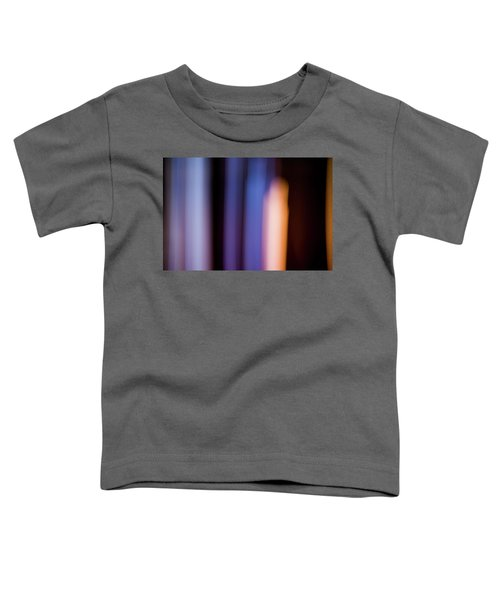 Lavender And Rose Gold No. 2 Toddler T-Shirt