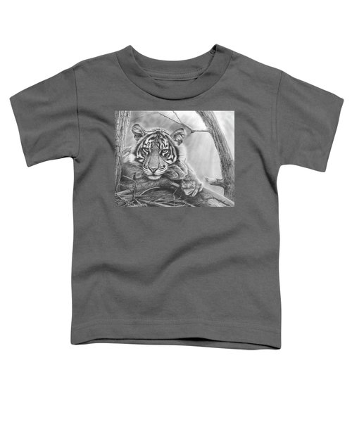 Lazing On A Sunny Afternoon Toddler T-Shirt