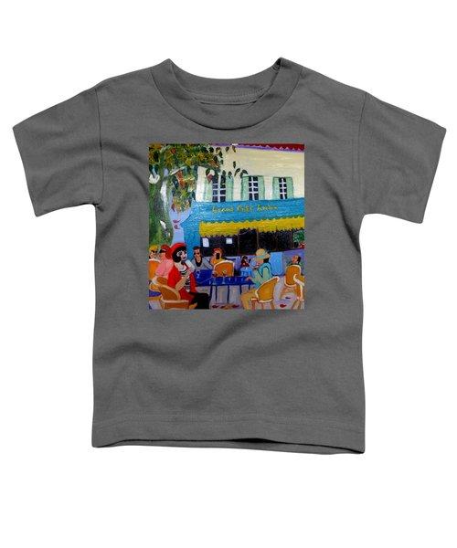 Le Grand Cafe Riche Toddler T-Shirt
