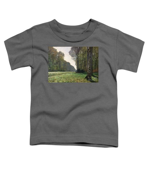 Le Pave De Chailly Toddler T-Shirt