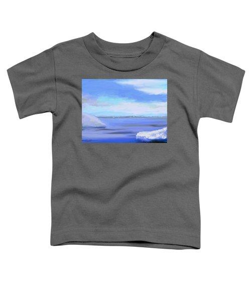 Le St-laurent Toddler T-Shirt
