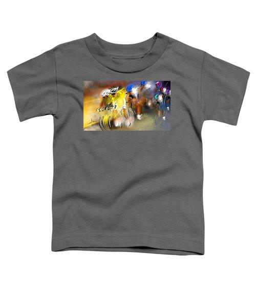 Le Tour De France 05 Toddler T-Shirt