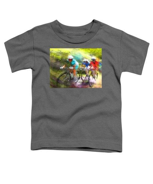 Le Tour De France 11 Toddler T-Shirt