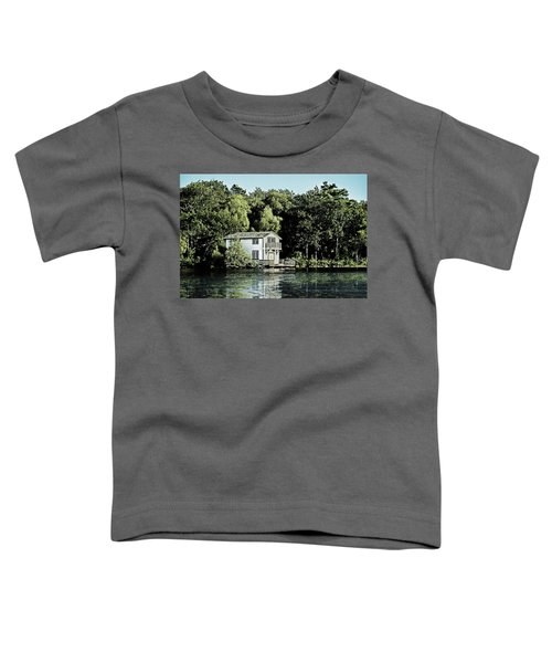 Leacock Boathouse Toddler T-Shirt