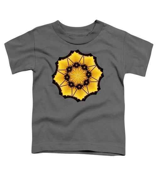 Leafy Kaleidoscope 2 Toddler T-Shirt