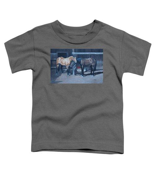Lean On Me Toddler T-Shirt