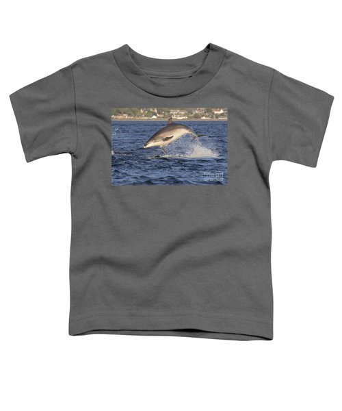 Jolly Jumper - Bottlenose Dolphin #40 Toddler T-Shirt