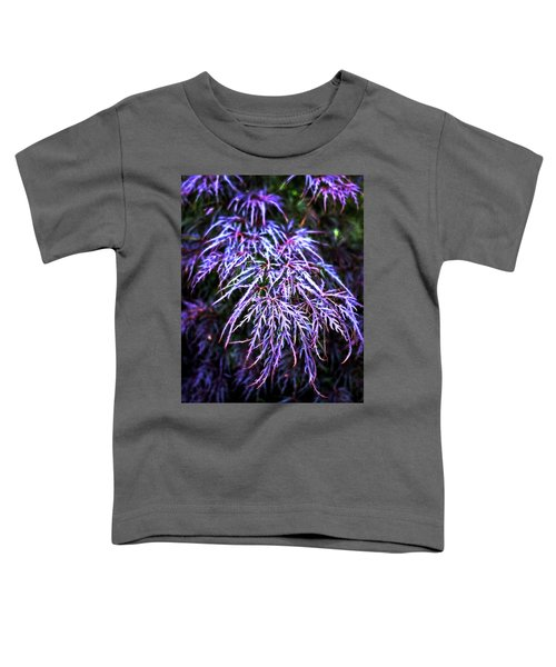 Leaves In The Light Toddler T-Shirt