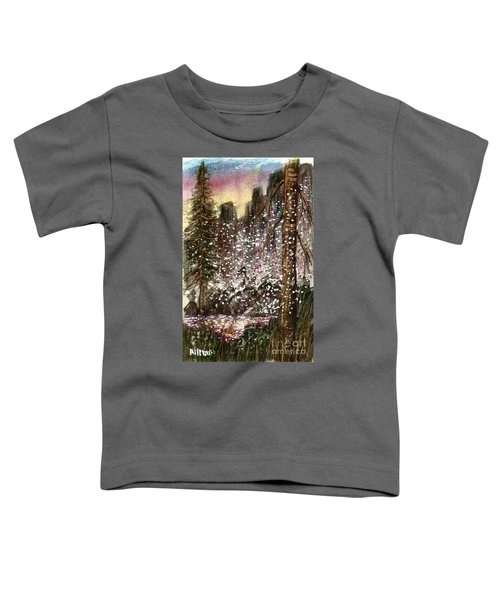 Leaves Of Change  Toddler T-Shirt
