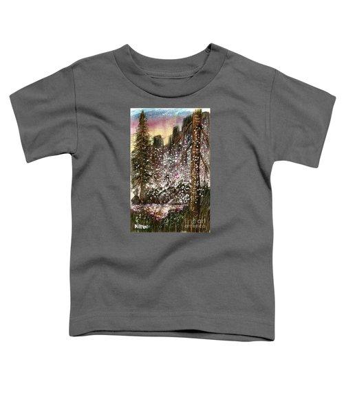 Leaves Of Change  Toddler T-Shirt