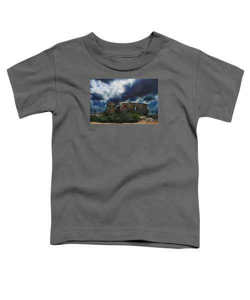 Left Behind Toddler T-Shirt