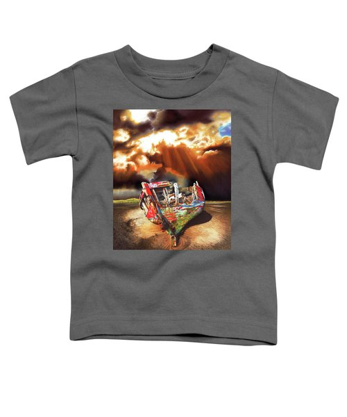 Left For Dead Toddler T-Shirt