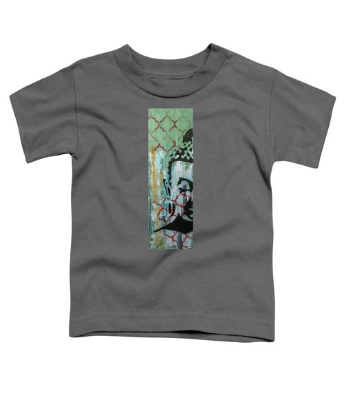 Left Heart  Toddler T-Shirt