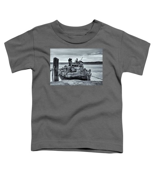 Left To Rot Toddler T-Shirt