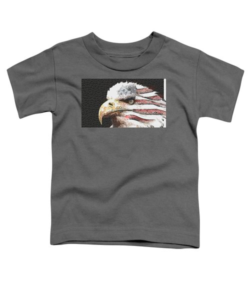 Legally Unlimited Eagle Toddler T-Shirt