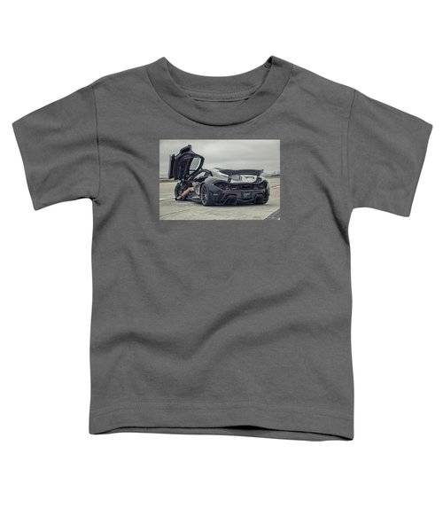 #mclaren #mso #p1 #wheels And #heels Toddler T-Shirt
