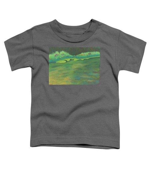 Lenox Audubon Pond 3 Toddler T-Shirt