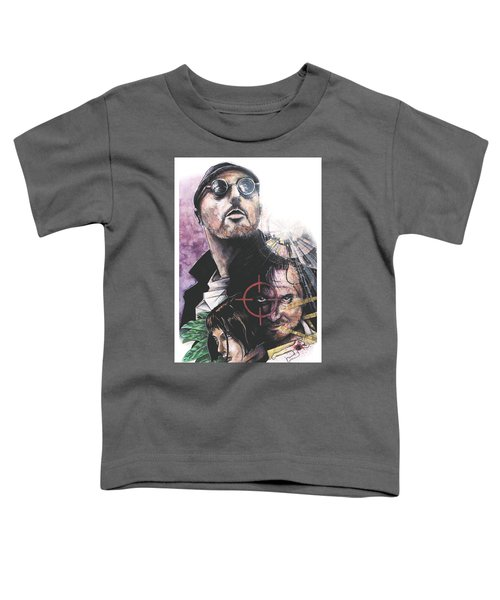 Leon The Professional Toddler T-Shirt