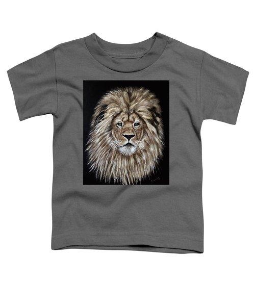 Leonardo Toddler T-Shirt by Teresa Wing