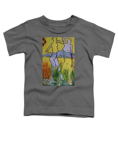 Les Nymphs D'aureille Toddler T-Shirt