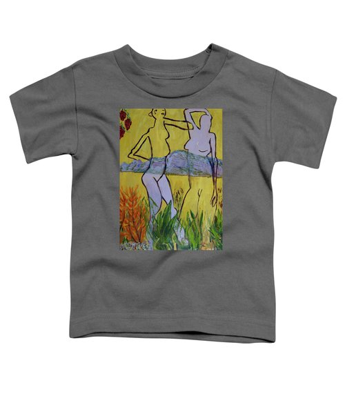 Les Nymphs D'aureille Toddler T-Shirt