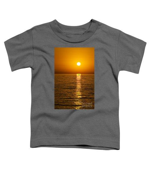 Lesvos Sunset Toddler T-Shirt