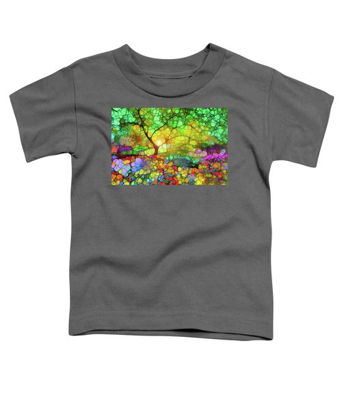 Let This Light Bring You Home Toddler T-Shirt
