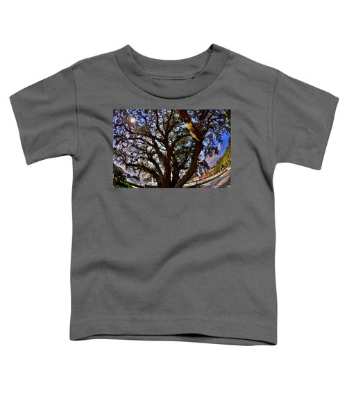 Liberty Oak Harbour Town Hilton Head Sc Toddler T-Shirt
