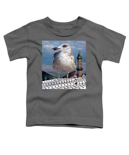 Liberty Of An Pacific Gull Toddler T-Shirt
