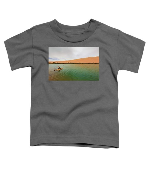 Libyan Oasis Toddler T-Shirt