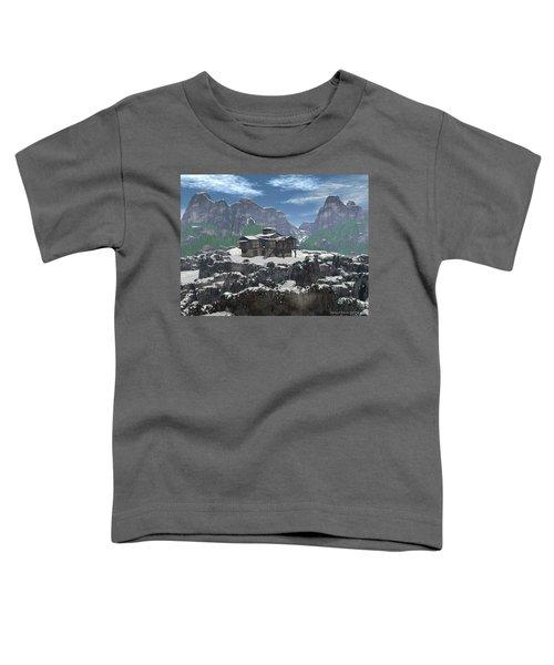 Life Above The Treeline Toddler T-Shirt
