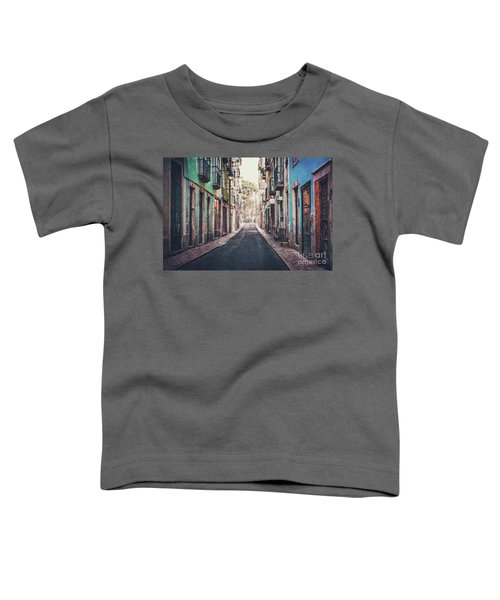 Life In Color Toddler T-Shirt