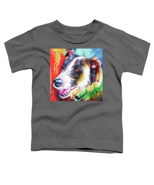 Life In The Old Dog Yet Toddler T-Shirt