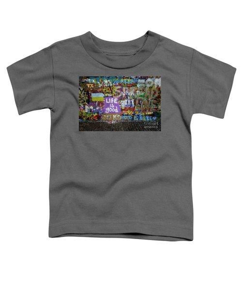 Life Is Good Toddler T-Shirt