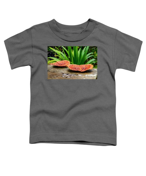 Life On A Log Toddler T-Shirt