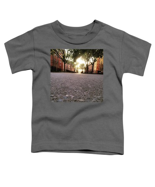 life Takes Us To Unexpected Places Toddler T-Shirt