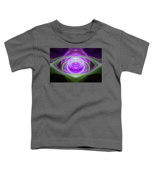 Light Abstract 3 Toddler T-Shirt