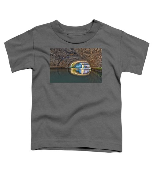 Light At The End Of The Tunnel Toddler T-Shirt