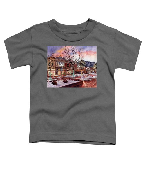 Light Up Heaven And Earth Toddler T-Shirt