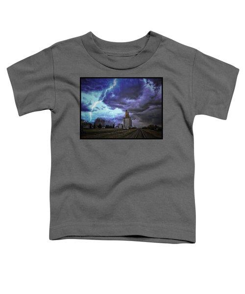 Lightening Track Toddler T-Shirt